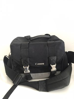 Canon Camera Bag, like new for Sale in Miami, FL