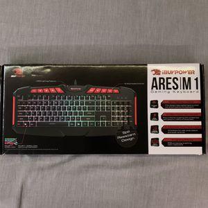 RGB Gaming Keyboard Area M1 for Sale in Walnut, CA