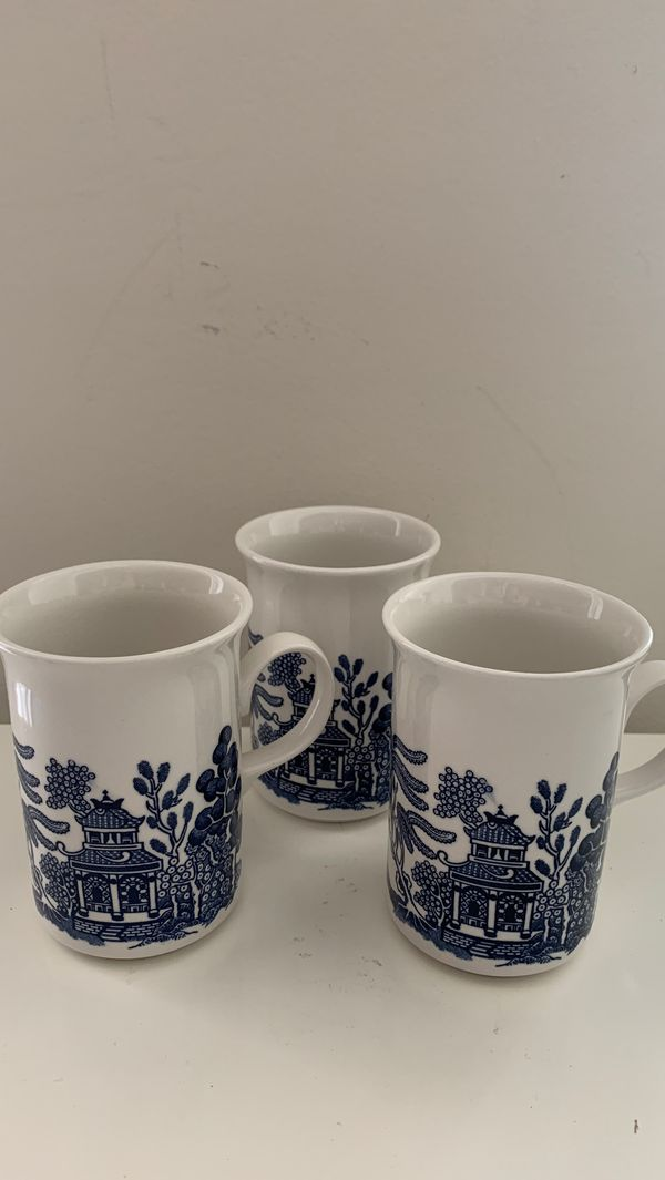 Churchill England cups