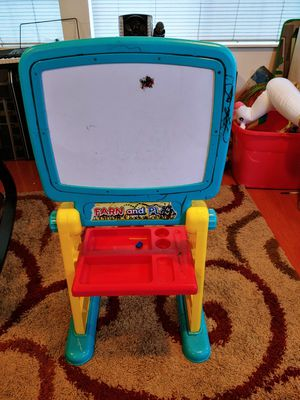 Kids art easel for Sale in Cypress, CA