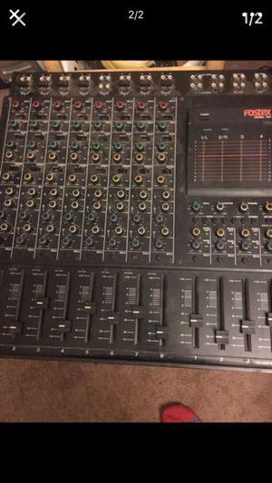 Fostex model 360 studio boards rare for Sale in Cleveland, OH