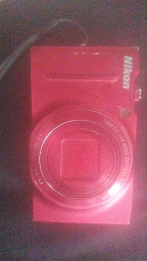 Nikon COOLPIX S8200 Digital Camera (Red) for Sale in Savannah, GA