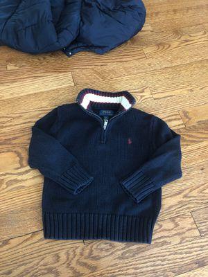 Ralph Lauren boy size 3 sweater for Sale in Dearborn, MI