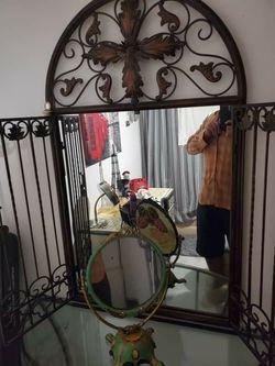 Beautiful Spanish All Metal Mirror for Sale in Seattle,  WA