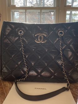 Chanel Bag Large Lambskin Leather for Sale in Reston,  VA
