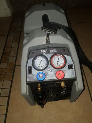 JB F6 Refrigerant Recovery Machine (hvac) for Sale in Glendale, AZ
