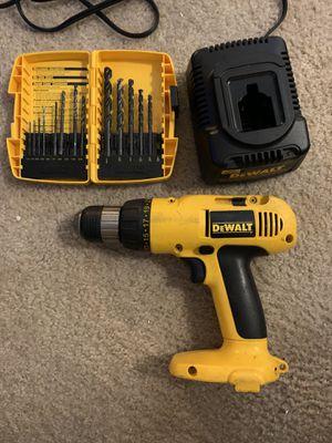 Dewalt Drill Set for Sale in Tacoma, WA