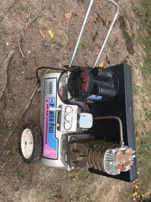 Air compressor need motor for Sale in Woodbridge, VA