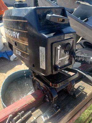 2.2hp mercury outboard motor for Sale in Phoenix, AZ