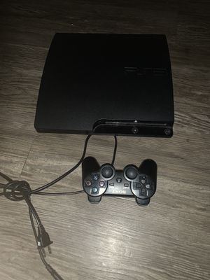 PS3 Comes with everything and 1 controller !! for Sale in East Point, GA