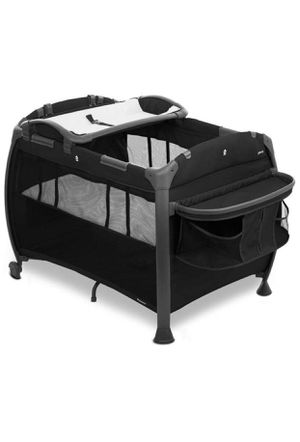 JOOVY Room Playard and Nursery Center, Black for Sale in Aspen Hill, MD