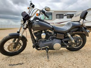 2014 Harley Street Bob for Sale in San Angelo, TX