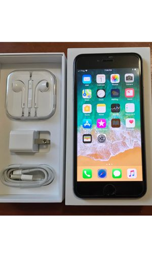 INCREASE THE VIEWS PER POST iPhone 6 6S 6 Plus Factory Unlocked NEW Condition 128GB 64GB 32GB 16GB for Sale in Miami, FL