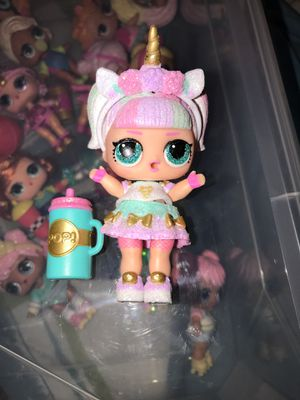 Lol surprise doll - UNICORN DOLL Get her in time for XMAS!! for Sale in Silver Spring, MD