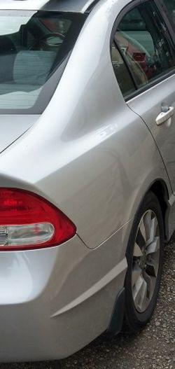 2009 Honda Civic Rear Bumper OEM for Sale in Bonney Lake, WA