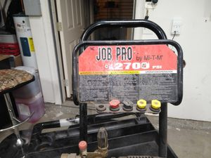 Job pro pressure washer for Sale in Quincy, MA
