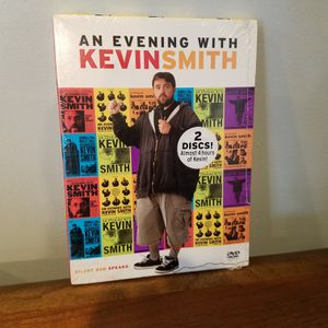 An Evening With Kevin Smith New DVD for Sale in Chevy Chase, MD