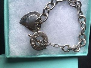 Tiffany bracelet 925 for Sale in Santa Ana, CA