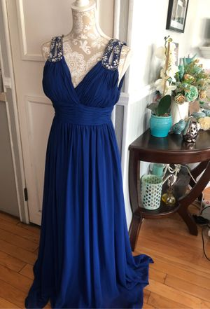 Beautiful Dress in royal blue color for Sale in Escondido, CA