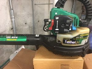 Leaf blower for Sale in Yonkers, NY