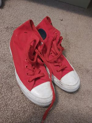 6ccea08f768e Orangish Reddish Converse MEN 4 for Sale in Portsmouth