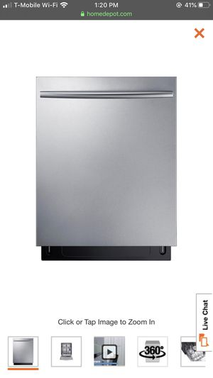 "Brand New 24"" Samsung Tall Tub Dishwasher for Sale in Elkridge, MD"