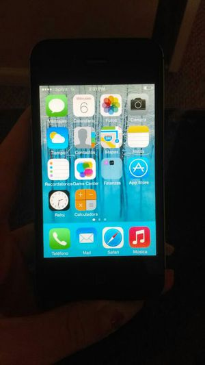 Iphone 4s (sprint) for Sale in Detroit, MI
