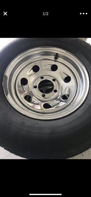 Rim & Tire Set of 4 for Sale in San Jose, CA