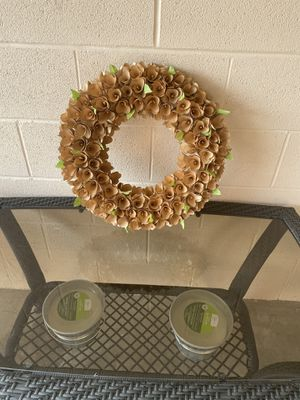 Wreath for Sale in Lockport, IL