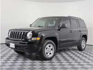 2016 Jeep Patriot for Sale in Burien, WA