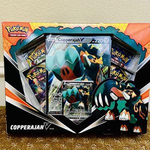 Pokemon Cards: Copperajah V Box for Sale in Irvine, CA