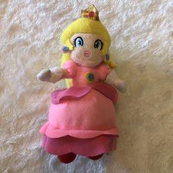 Super Mario Princess Peach Plush for Sale in Largo,  FL