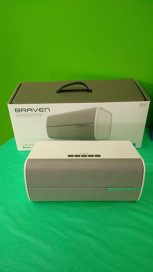Braven 2200m Bluetooth Speaker for Sale in Wausau, WI