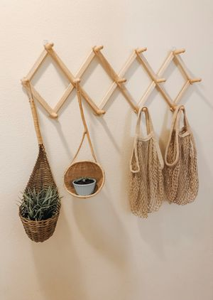 Wicker plant holders (two) for Sale in West Richland, WA