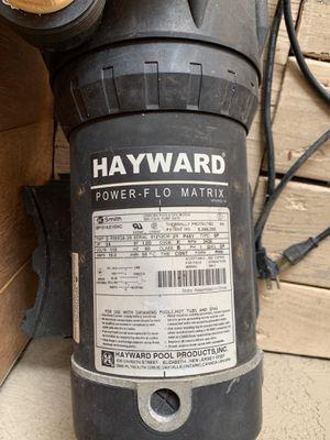 Hayward pool pump for Sale in Anaheim, CA