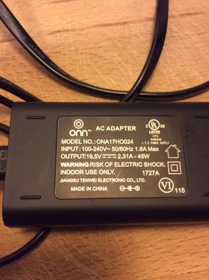 Ac Adapter for laptop for Sale in Joliet, IL