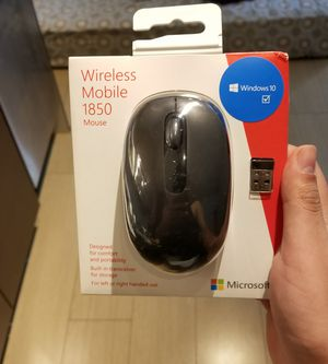 Microsoft Wireless Mouse New for Sale in Seattle, WA