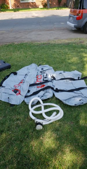 3, 540lbs fat sacks with pump for Sale in Lodi, CA