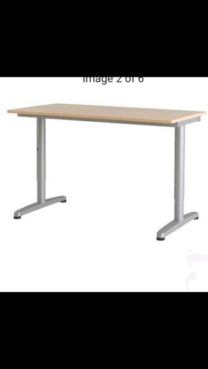 ikea galant desk.... for Sale in West Menlo Park, CA