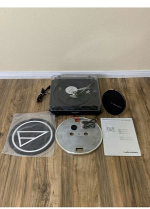 Audio-Technica Wireless Turntable and Speaker System for Sale in Las Vegas, NV