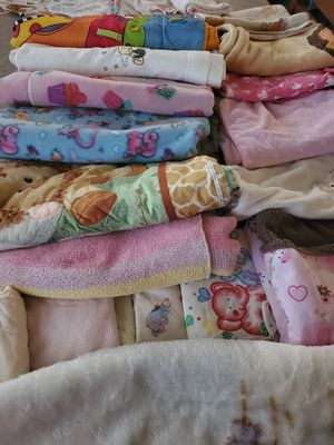 Free baby blankets for Sale in South El Monte, CA