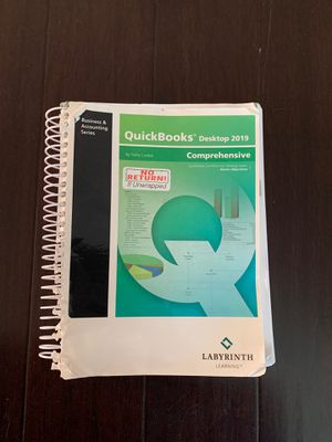 Quickbooks desktop 2019 acct 150 for Sale in San Diego, CA