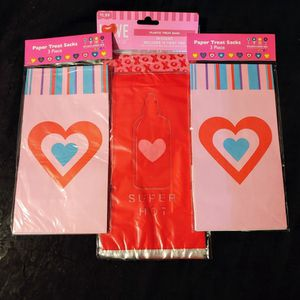 Valentine Treat Bags for Sale in Port St. Lucie, FL