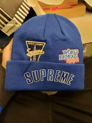 Supreme beanie for Sale in Valley Stream, NY