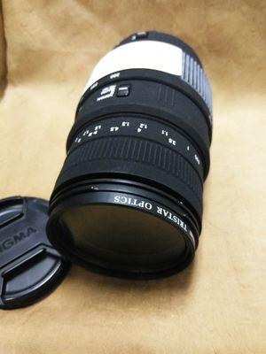Sigma dg 70-300 mm for Sale in La Vergne, TN