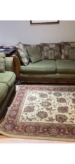 Sofa and Loveseat 299.00 Carpet Is Free for Sale in Falls Church,  VA