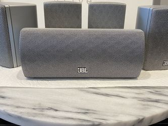 JBL 5 Speaker Sound System Home Theater New Was Over $300 for Sale in Monterey Park,  CA