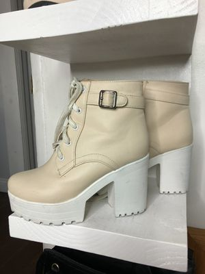 Women's high heel boots (Size 6) for Sale in Downey, CA