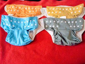 Alva baby diapers - used for Sale in Falls Church, VA