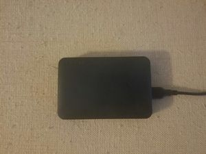 2tb external hard drive usb 3.0 toshiba for ps4, playstation 4, xbox one, pc, mac for Sale in Phoenix, AZ